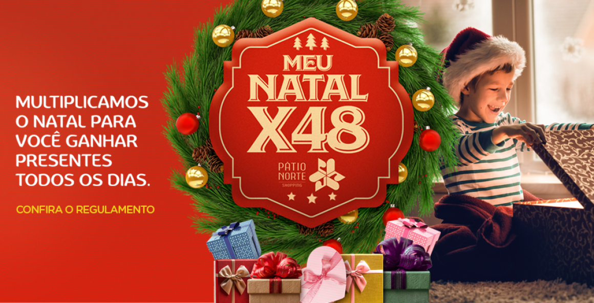 Regulamento - Meu Natal x48